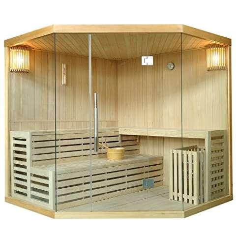 Traditionelle finnische Sauna Espoo » Sauna kaufen